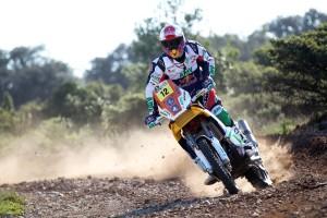 Joan Pedrero - Dakar 2014