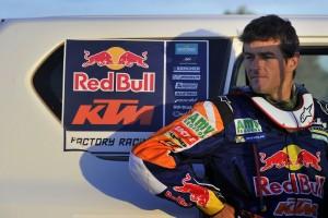 Marc Coma Rally de Marruecos