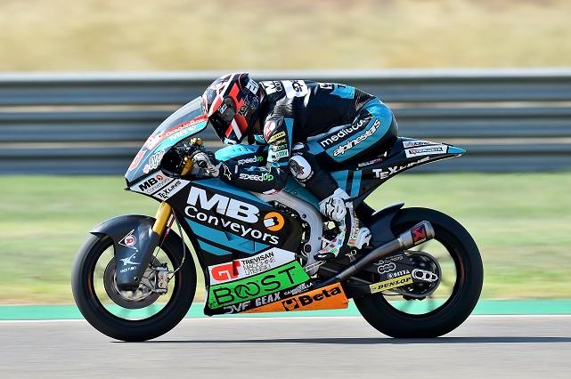 Resultados MotoGP Aragón 2018 - Fabio Quartararo Moto2