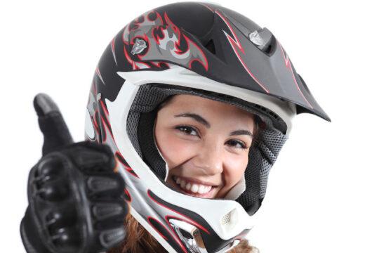 ropa de moto para mujer