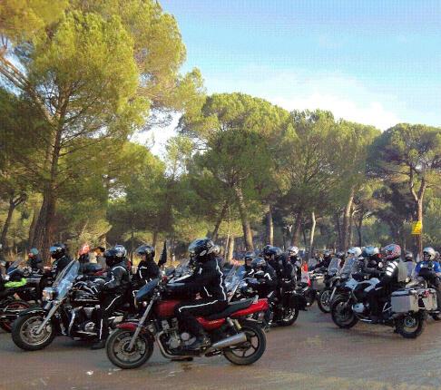Ropa de moto para invierno