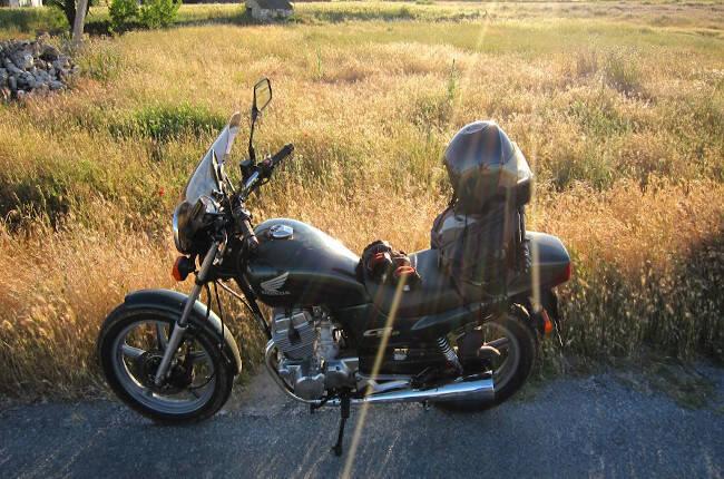 Ruta en moto AMV: De vuelta a la capital