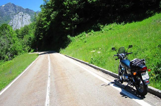 Ruta AMV: Llegando a Riaño