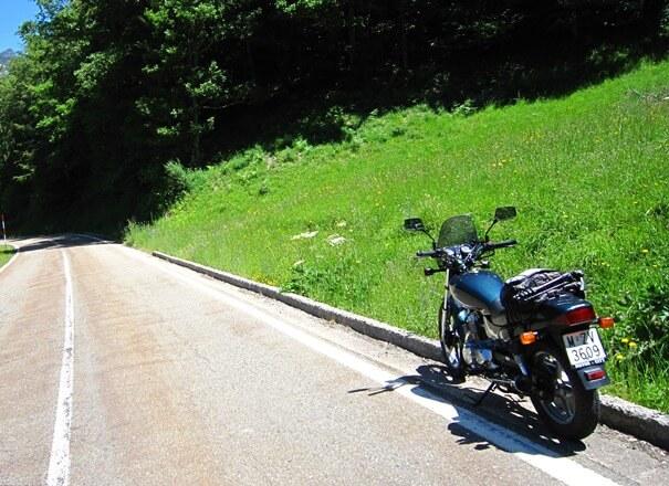 Rutas en moto por los Pirineos