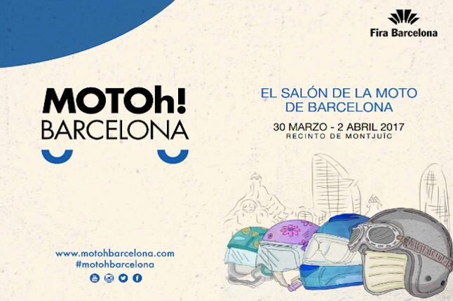 motoh Salon de la Moto Barcelona