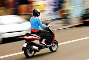 scooter ciudad
