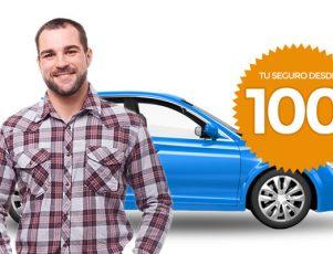 seguros de coches desde 100 euros