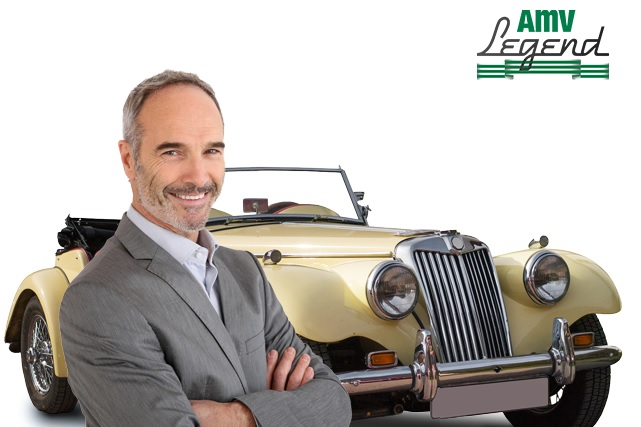 seguros para vehículos clásicos - AMV Legend