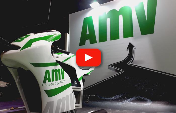 Simulador MotoGP CKU Muntada