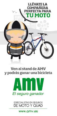 Sorteo AMV Seguros- MotoMadrid