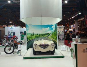 Stand AMV Legend - Retromobile París 2018