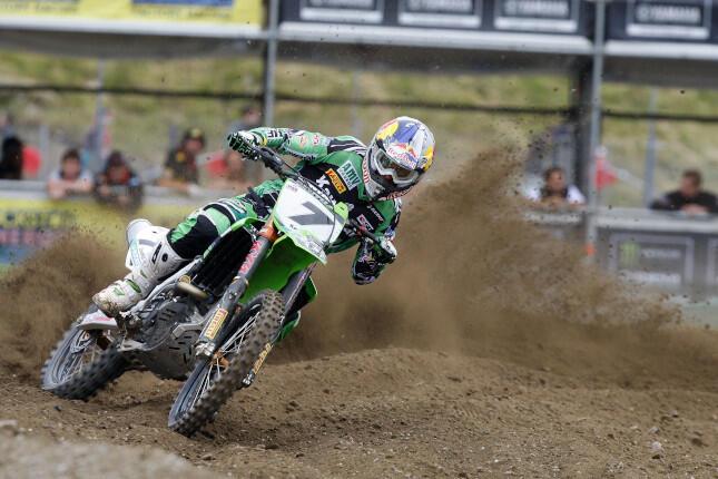 Modalidades de Motociclismo: Motocross