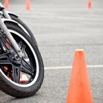 Examen de moto - Istockphoto