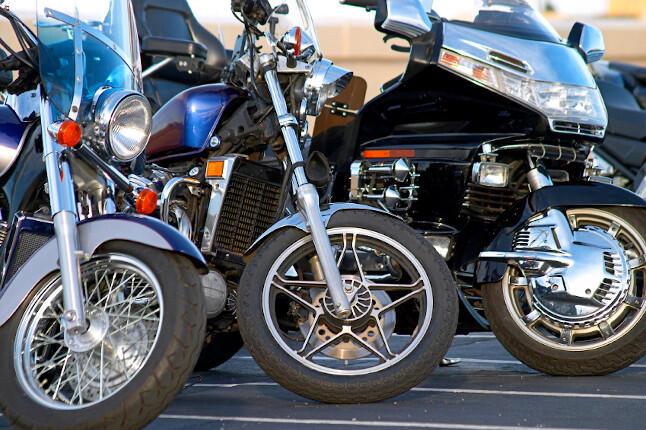 tipos de motos (iStock)