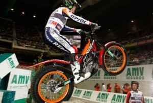 toni bou trial indoor