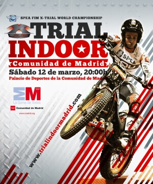 trial indoor madrid