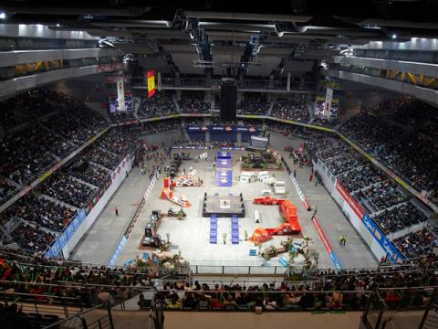 Campeonato Nacional de Trial Indoor