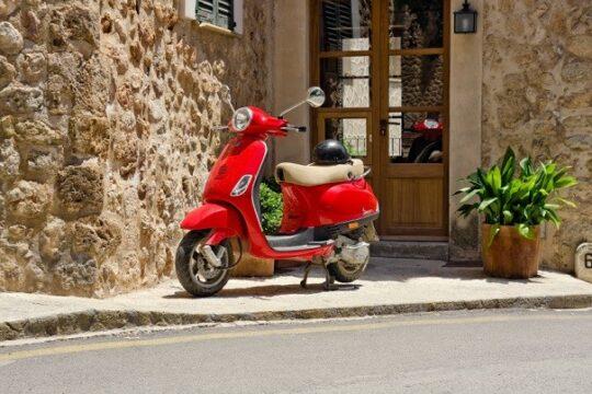 Vespa 125: El scooter perfecto