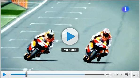 Resumen MotoGP 2011