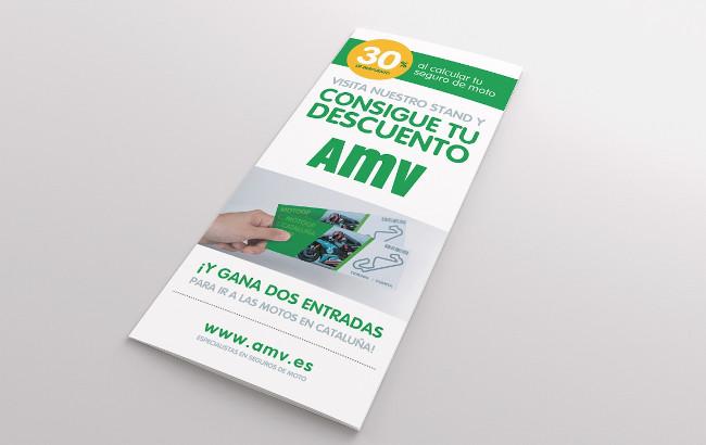Vive la Moto - Flyer AMV 2019