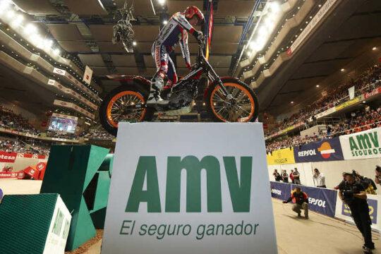 AMV patrocina el Trial Indoor
